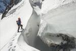 mountaineering-crossing-bergschrund